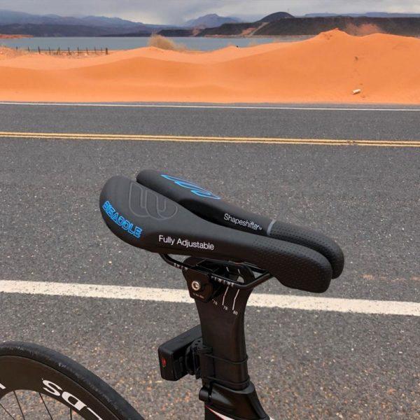 Bi-Saddle Shape Shifter EXT BIKEFIT Edition CRO-MO